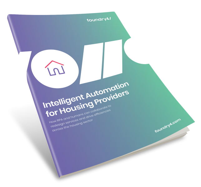 Intelligent Automation for Housing Providers