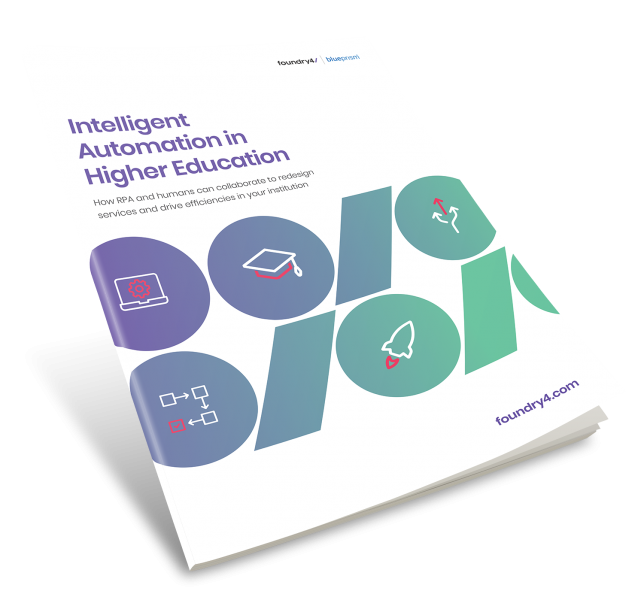 Intelligent Automation for Higher Education Report