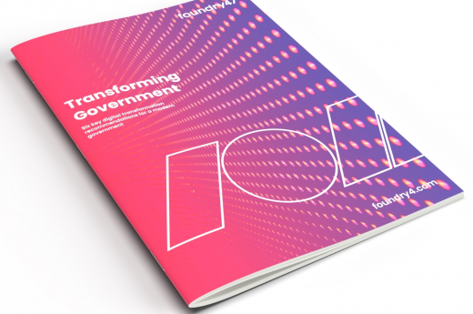 Transforming Government Report