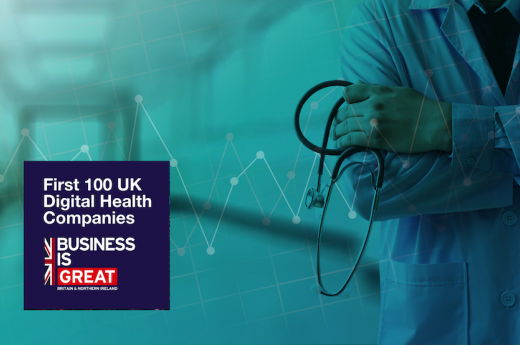 Foundry4 recognised as a leading UK digital health innovator