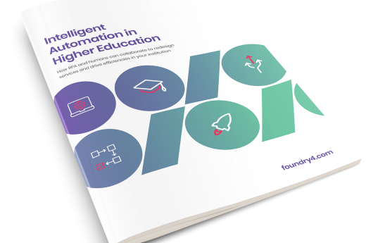Intelligent Automation in Higher Education Report