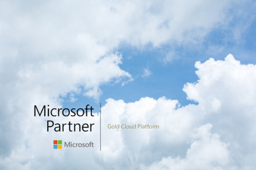 Foundry4 achieves a Microsoft Gold Cloud Platform Competency